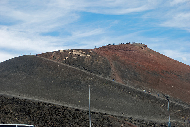 Etna, Sizilien