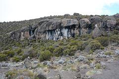 Kilimanjaro, The Rocks of Zebra