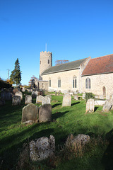 Wissett Church, Suffolk