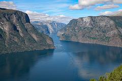The Aurlandsfjord (Explored)