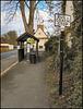 Dorchester bus stop