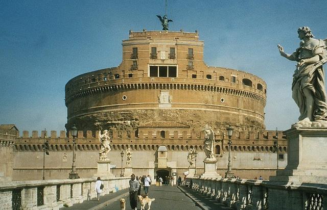 IT - Rom - Castel Sant' Angelo