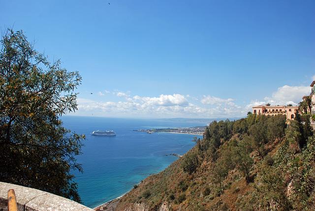 Giardino Naxos, Sizilien