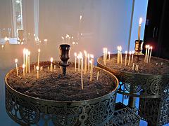Burning offerings