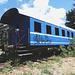 Igalo- Railway Relic