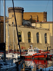 Napoli : la Lega Navale - (741)