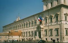 IT - Rom - Palazzo del Quirinale
