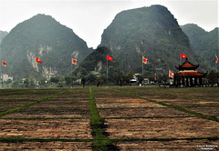 Vietnam 2016 / Hoa Lu 1xPiP