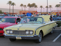 1960 Ford Galaxie Sunliner
