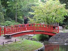 Jardins Albert Khan - Double pont japonais