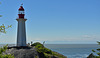 Point Atkinson Lighthouse, BC, Kanada,