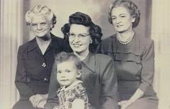 Four generations, 1948