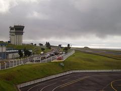 Faial Airport.