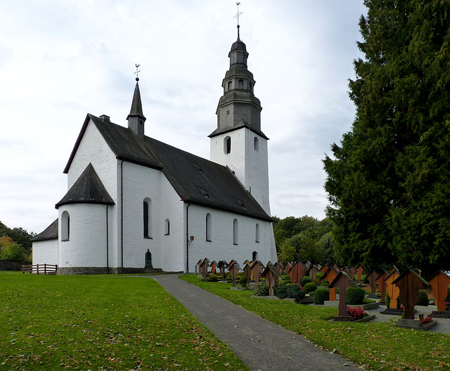 Wormbach -  St. Peter und Paul