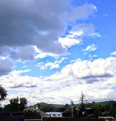 Encroaching Clouds.
