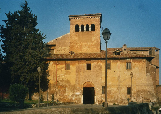 IT - Rom - Santi Quattro Coronati