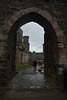 Conwy Castle, Entrance Arch