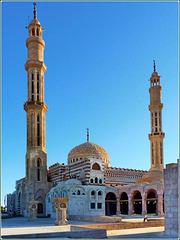 La moskea di Sharm
