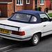1984 Mercedes 500 SL - B175 YUB