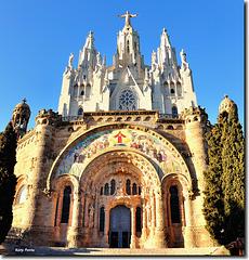 Tibidabo - Barcelona - BCN