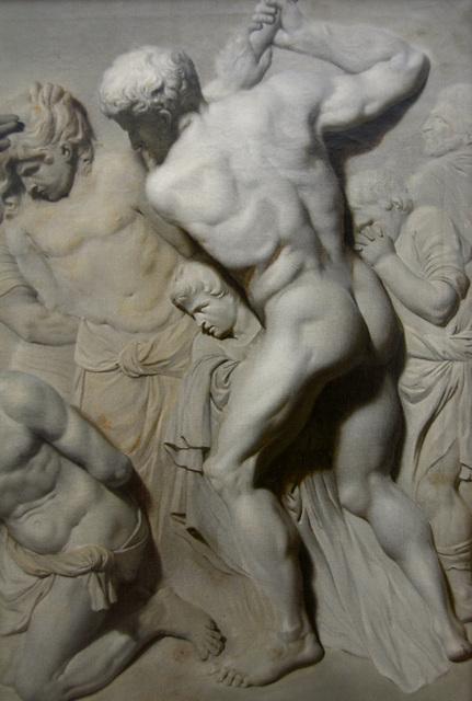 Leipzig 2015 – Museum der bildenden Künste – Beheading of the sons of Brutus