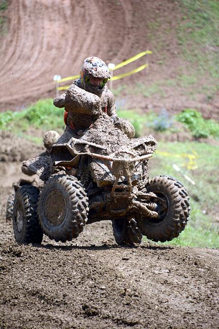Mud and more mud