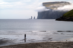 Faroe Islands, Streymoy, Tjornavik