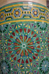 CASABLANCA, In the Hassan II Mosque