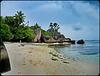 LA DIGUE, SEYCHELLES - una spiaggia da 'intenditori' !! sembra un sogno, ma è realtà !