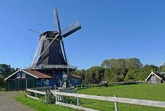 Nederland - Deventer, Bolwerksmolen