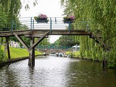 Grachtenbrücken