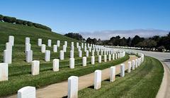 Golden Gate Natl Cemetery (#0962)