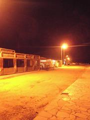 Le coin du lampadaire nocturne