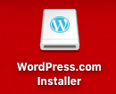 WordPress app DMG