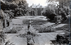 Cleghorn House, Lanarkshire, Scotland (Demolished 1960s)