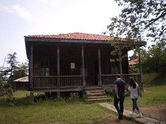 Wooden house (19th century).