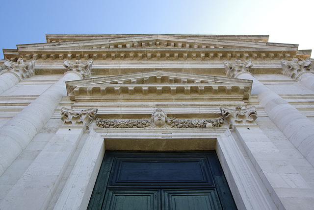 Facade, San Pietro di Castello
