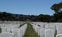 Golden Gate Natl Cemetery (#0967)