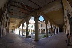 Cloister, San Pietro di Castello