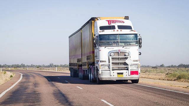 Truckin!