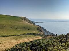 Ceredigion coastal path