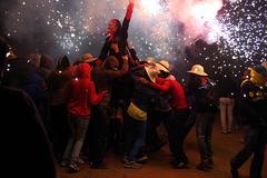 L'Espagne s'enflamme