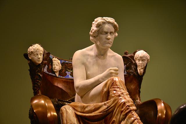 Leipzig 2015 – Museum der bildenden Künste – Beethoven by Max Klinger