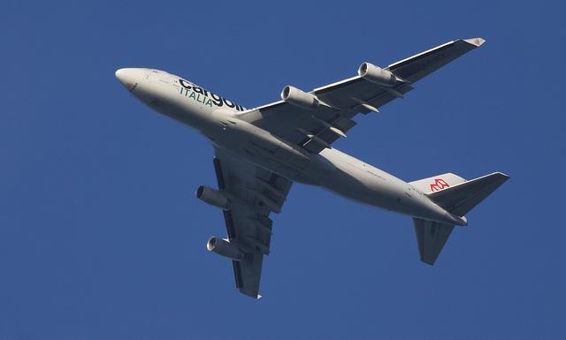 Cargolux Italia Boeing 747-400