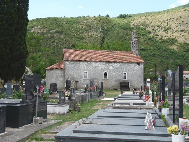 Igalo- Transfiguration Church