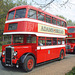 DSCF1342 Former Northampton C T 154 (ANH 154) at the Wellingborough Museum Bus Rally - 21 Apr 2018