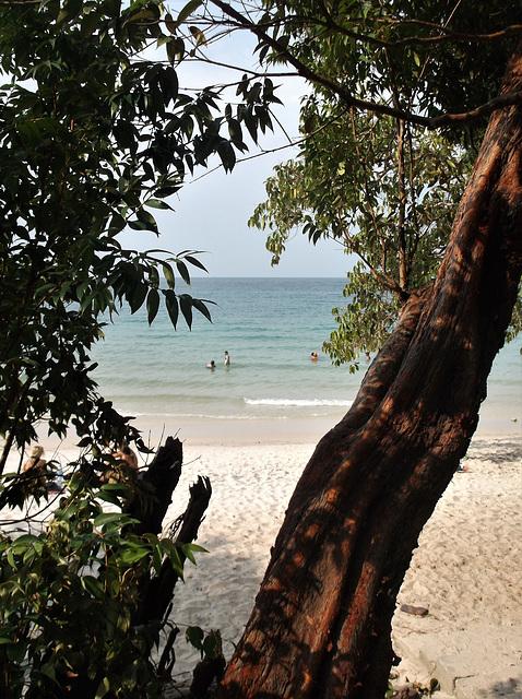 Baignade malaysienne / Malaysian beach