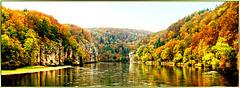 Donaudurchbruch-Engstelle. ©UdoSm