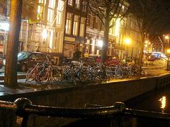 Vélos somnolents / Sleeping bikes