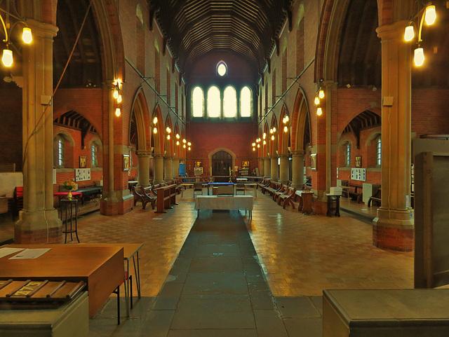 st luke 's church, enfield, london